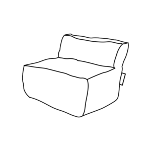 BRYCK CHAIR FREE | ONE SEAT